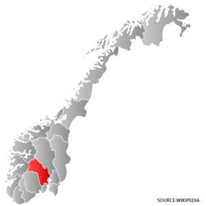 Karta Norge Drammen.Buskerud Kart Veikart Over Norge