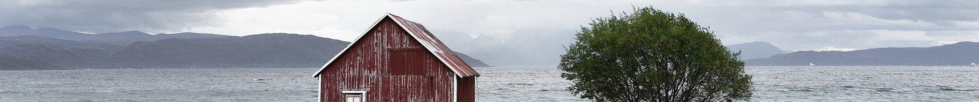 Byer Sandvika kart